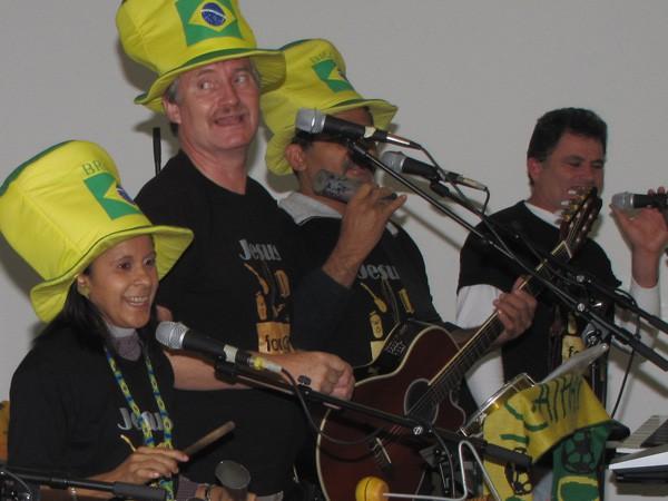 Benefizkonzert für Brasiliens Straßenkinder