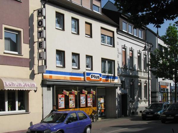 Der alte »Plus« in der Hauptstraße